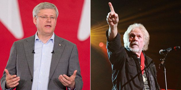 Randy Bachman Is Not Happy Harper Used 'Takin' Care Of