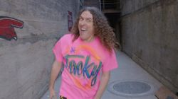 Weird 'Al' Spoofs 'Happy' In Star-Studded 'Tacky'
