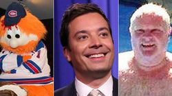 Fallon Mocks Habs Mascot, Rips Rob Ford For Good
