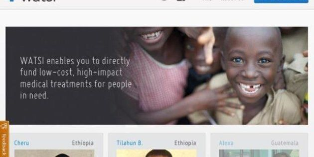 Crowdfunding Platforms: Watsi Allows Donors To Pay For Medical Treatments