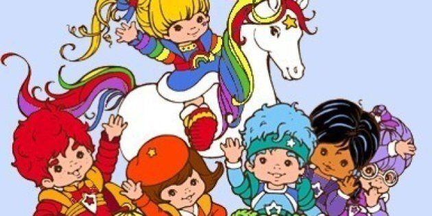 'Rainbow Brite' Reboot Of '80s Cartoon Coming To