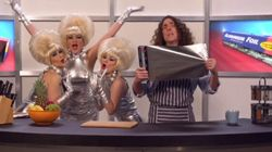 WATCH: 'Weird Al' Spoofs Lorde With Tribute To Aluminum