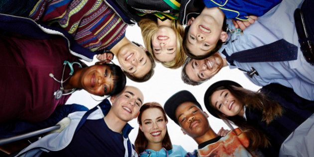 'Red Band Society' Review: This New Fall Show Is Not To Be