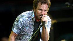 Eddie Vedder Responds To Critics Of His Anti-War