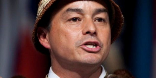 Shawn Atleo Re-elected as AFN National