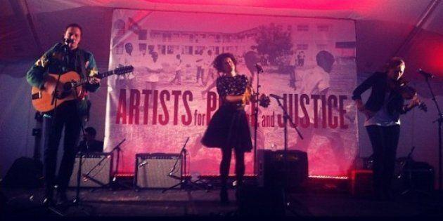 TIFF 2012: Arcade Fire, K'naan Play Star-Studded Film Fest Fundraiser for