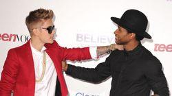 Usher Finally Breaks His Silence On Bieber's Racist Video