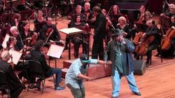 Sir-Mix-A-Lot Performs 'Baby Got Back' With Symphony