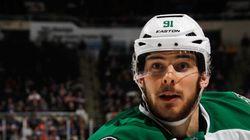 Hockey Star Offers Groin For