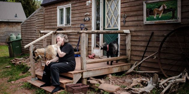 Off-Grid Living: Voluntary Simplicity or Involuntary