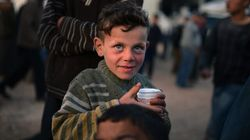 Syrian Refugee Children Need More Than Just Food and