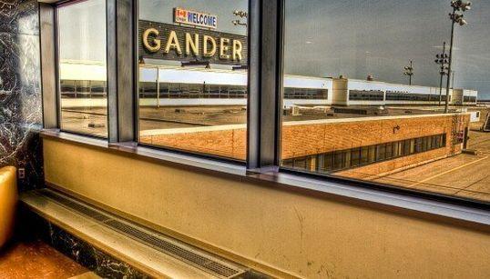 Vintage Newfoundland Airport Challenges 'Endangered'