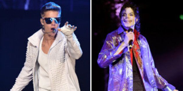 Justin Bieber And Michael Jackson's Song, 'Slave To The Rhythm',