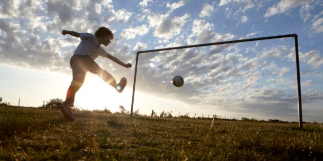 How the Government Can Make Kids' Sports More
