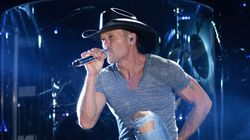 WATCH: Tim McGraw Defends Slapping Female Fan In the