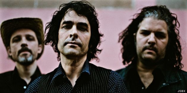 Jon Spencer Blues Explosion: '90s Alt-Rock Was 'Shit;' Indie Heirs Like Black Keys, White Stripes