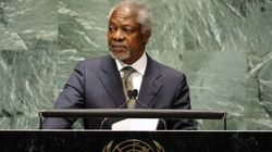Kofi Annan: Global Solutions Will Be Defined by