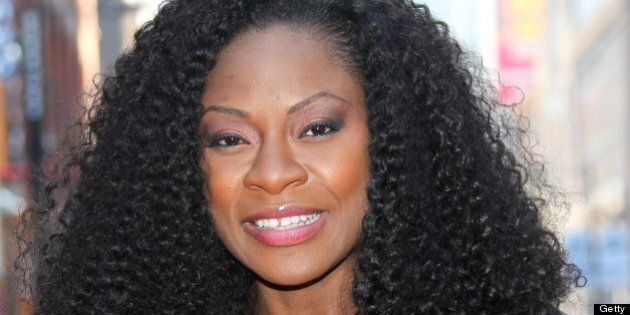 TORONTO, ON - OCTOBER 16: Singer Jully Black attends Canada's Walk of Fame at the Canon Theatre on October...