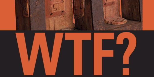 'WTF?' (What The Fact) Toronto Museum Campaign Is An Attention
