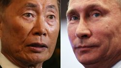 George Takei Wages War On Sochi