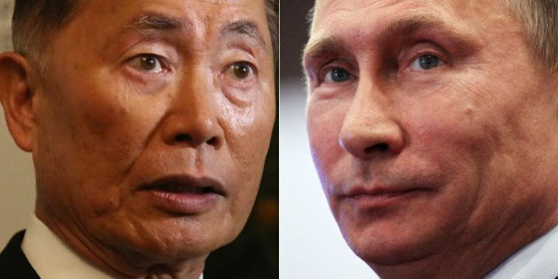 George Takei On Sochi Olympics: How 'Star Trek's Sulu' Is Waging War On