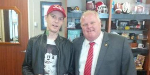Deadmau5 And Rob Ford Plan A Coffee Run (Yes,