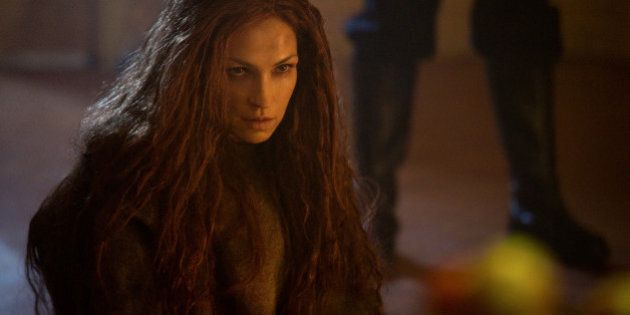 Famke Janssen On 'Hemlock Grove' Season 2: Her Scariest Scene Involved