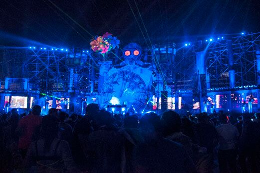 You Are The Headliner: Electric Daisy Carnival