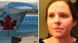 Blind-Deaf Woman 'Humiliated' By Air