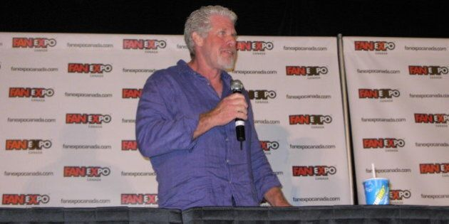 Fan Expo Day 4: Carrie Fisher, Ron Perlman Get