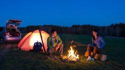 Summertime Camping: Beats Having A Root