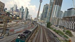 Mass Delays After Via Train Kills