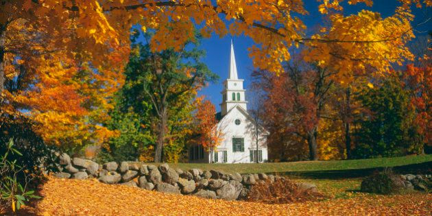 Autumn Leaves In New Hampshire Make For Prime Fall Leaf Peeping