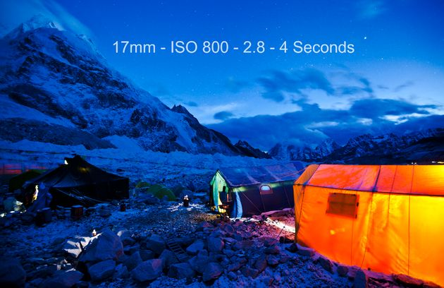 How I Made a Time-Lapse Film of Mount Everest