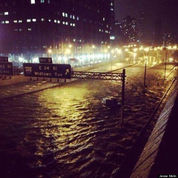 Musicians Affected By Hurricane Sandy: Flooded Homes, Postponed Concerts, Sad