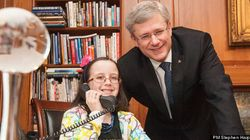 Twelve-Year-Old Girl Plans to Be Prime Minister