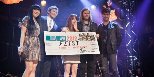 Polaris Prize 2012: Feist Wins $30,000 Award for Best Canadian Album, Besting Drake and