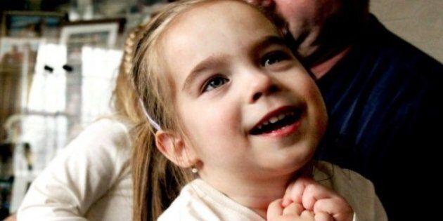 Nova Scotia Girl, 4, Will Get Her