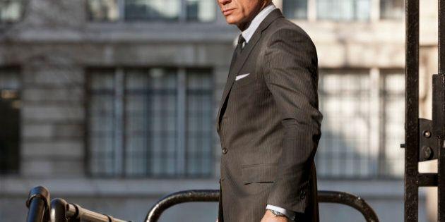 James Bond Travel Infographic Highlights Famous British Spy's