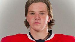 Un joueur de 16 ans du Titan d'Acadie-Bathurst est