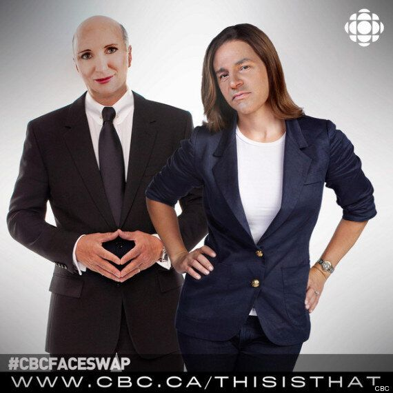 CBC Face Swaps Are Terrifying But We Can't Look Away