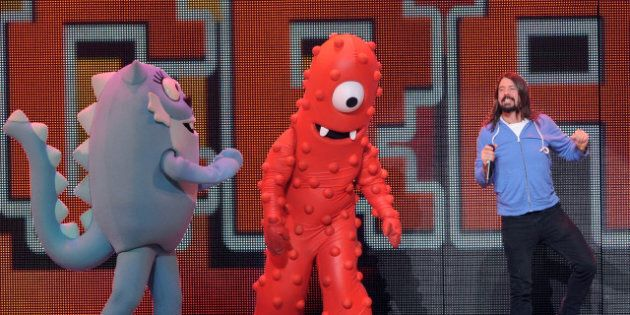 Yo Gabba Gabba, Music Is Awesome: The Top Tunes From TV's Coolest Kids