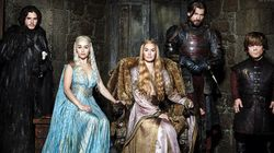 'Game Of Thrones' Hits The High