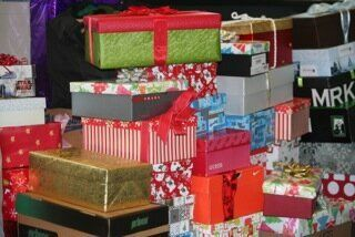 Holiday Shoebox Drive: Helping Those in