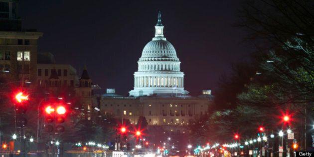 A Weekend in Washington