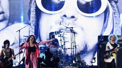 WATCH: Lorde, Joan Jett Replace Cobain At Nirvana Rock Hall