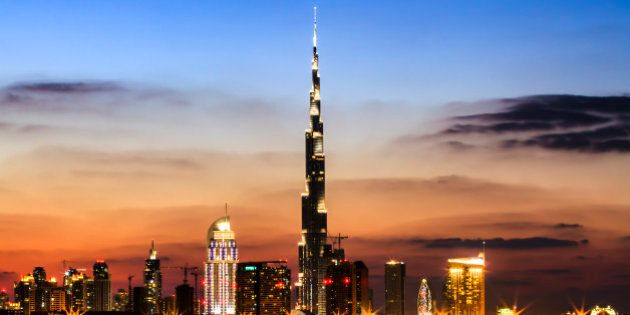 Burj Khalifa, World's Tallest Building, Also The Vainest: Report