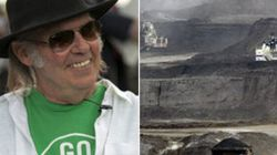 Neil Young: 'Fort McMurray Looks Like