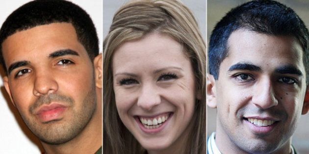 Influential Canadian Millennials: Generation Y's Leaders, Game-Changers And Inspirational