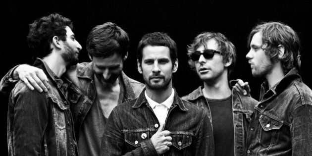 Sam Roberts Band Abandon Subtlety, Embrace Synths On